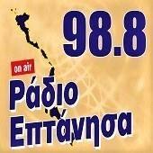 logo ραδιοφωνικού σταθμού Ράδιο Επτάνησα