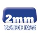 logo ραδιοφωνικού σταθμού 2MM Web Radio