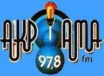 logo ραδιοφωνικού σταθμού Ακροαμα