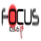 logo ραδιοφωνικού σταθμού Focus FM