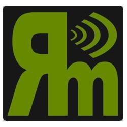 logo ραδιοφωνικού σταθμού Maga Radio
