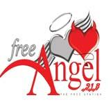 logo ραδιοφωνικού σταθμού 918 Free Angel