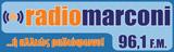 logo ραδιοφωνικού σταθμού Radio Marconi