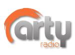 logo ραδιοφωνικού σταθμού Arty