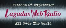 logo ραδιοφωνικού σταθμού Lagadas Web Radio