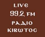 logo ραδιοφωνικού σταθμού Ράδιο Κιβωτός
