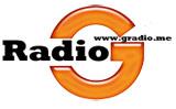 logo ραδιοφωνικού σταθμού G Radio