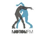 logo ραδιοφωνικού σταθμού Deep Motion FM