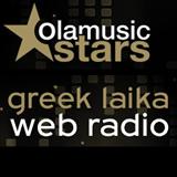 logo ραδιοφωνικού σταθμού OlamusicStars Λαϊκό