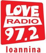 logo ραδιοφωνικού σταθμού Love Radio