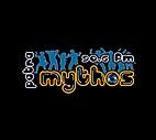 logo ραδιοφωνικού σταθμού Μύθος FM