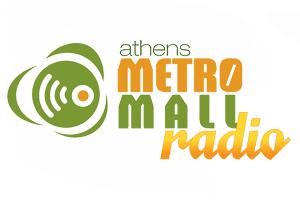 logo ραδιοφωνικού σταθμού Athens Metro Mall Radio