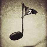 logo ραδιοφωνικού σταθμού Πειρατής στα FM
