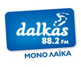 logo ραδιοφωνικού σταθμού Dalkas