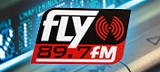 logo ραδιοφωνικού σταθμού Fly FM