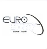 logo ραδιοφωνικού σταθμού Euro Sky