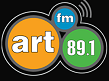 logo ραδιοφωνικού σταθμού Art FM