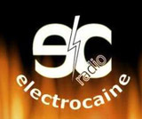 logo ραδιοφωνικού σταθμού Electrocaine Radio