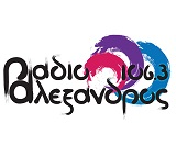 logo ραδιοφωνικού σταθμού Ράδιο Αλέξανδρος