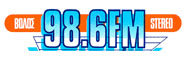 logo ραδιοφωνικού σταθμού Βόλος