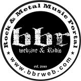 logo ραδιοφωνικού σταθμού BBR Rock & Metal Music