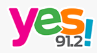 logo ραδιοφωνικού σταθμού YES