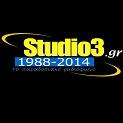 logo ραδιοφωνικού σταθμού Studio 3