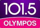 logo ραδιοφωνικού σταθμού Όλυμπος FM