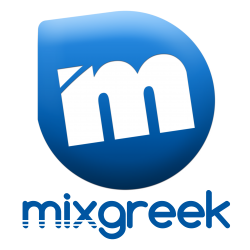 logo ραδιοφωνικού σταθμού Mix Greek Radio