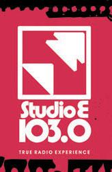 logo ραδιοφωνικού σταθμού Studio E