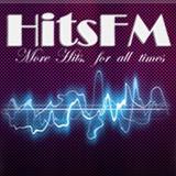 logo ραδιοφωνικού σταθμού HitsFM