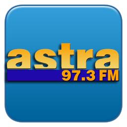 logo ραδιοφωνικού σταθμού Astra FM