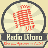 logo ραδιοφωνικού σταθμού Ράδιο Δίφωνο