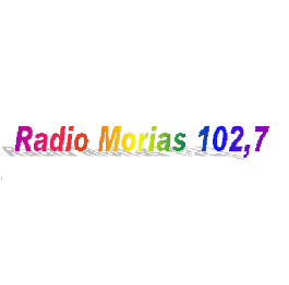logo ραδιοφωνικού σταθμού Μοριάς FM