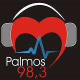 logo ραδιοφωνικού σταθμού Παλμός Κεφαλλονιάς