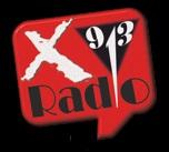 logo ραδιοφωνικού σταθμού X-Radio
