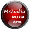 logo ραδιοφωνικού σταθμού Μελωδία Άρτας