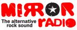 logo ραδιοφωνικού σταθμού MIRROR RADIO