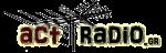 logo ραδιοφωνικού σταθμού Act|Radio