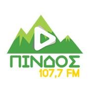 logo ραδιοφωνικού σταθμού Πίνδος FM