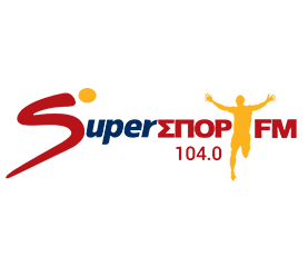 logo ραδιοφωνικού σταθμού Super Sport FM Κύπρου
