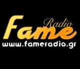 logo ραδιοφωνικού σταθμού Fame Radio