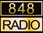 logo ραδιοφωνικού σταθμού Radio 848