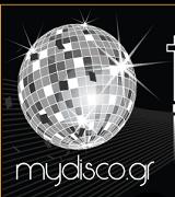 logo ραδιοφωνικού σταθμού My disco Radio
