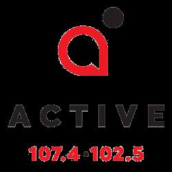 logo ραδιοφωνικού σταθμού Active Radio Κύπρου
