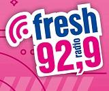 logo ραδιοφωνικού σταθμού Fresh