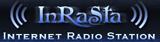 logo ραδιοφωνικού σταθμού InRaSta