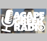 logo ραδιοφωνικού σταθμού Agape Greek Radio