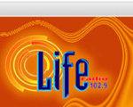logo ραδιοφωνικού σταθμού Life FM