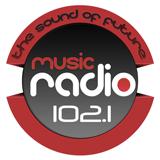 logo ραδιοφωνικού σταθμού Music Radio